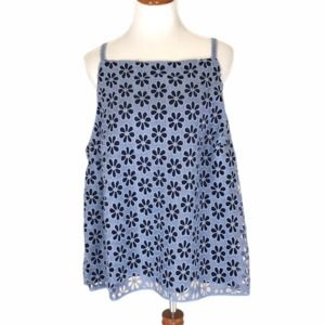 Maeve by Anthropologie Quinn Textured Cami NWT
